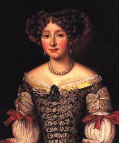 Anna Maria Luisa de Medici, Electress Palatine, Grand Duchess of Tuscany - 1680