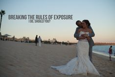 Know why and when breaking the rules of exposure of good for your photography.