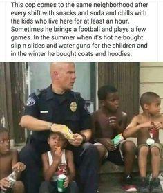 Cop quote