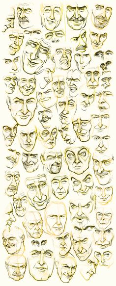 men__s_faces_by_jonigodoy.jpg 917×2,268 pixels