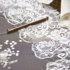 В процессе ... Свадебная фата с отделкой из кружева и люневильской вышивки пайетками, жемчужинами  Скоро поступит в продажу www.livemaster.ru/antoshka-13 #фата #свадьба2017 #самара #люневильскаявышивка #невеста #фатаневесты #wedding #weddingveil #veil #ручнаяработа #свадьба #кружево #белый #handmade #lace #жемчуг #lavkacraft #бисер #пайетки