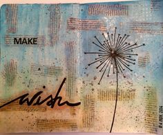 Art journal WISH