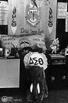 Delta Sigma Theta @ VSU by Valdosta State University Archives, via Flickr