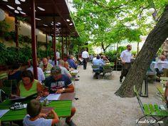 Glacis Beisl Restaurant. Vienna, Austria