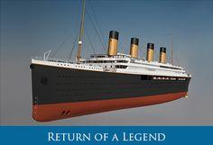 Titanic II - Return of a Legend