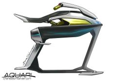 The Aquari concept created by CharlesBombardier.com