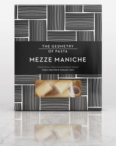 The Geometry of Pasta | Yatzer is fabulous #packaging PD
