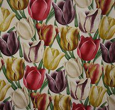 Sanderson Stoff Early Tulips preis pro meter NEU !!!