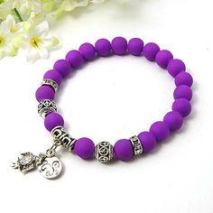 PandaHall Jewelry—Rubberized Glass Stretchy Bracelets | PandaHall Beads Jewelry Blog