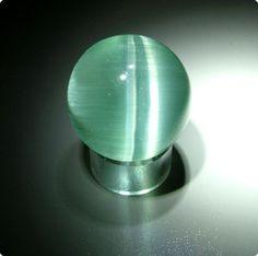 Aquamarine Cats eye Sphere