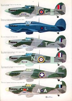 24 Hawker Hurricane Page Ww2 Aircraft, Fighter Aircraft, Military Aircraft, Aviation World, Hawker Hurricane, Air Fighter, Aircraft Painting, Ww2 Planes, Aeroplanes