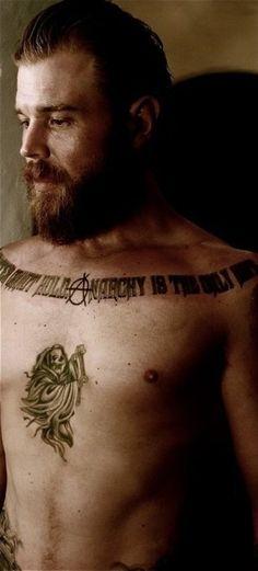 Ryan Hurst-Opie!!!  --- brownchickenbrowncow.