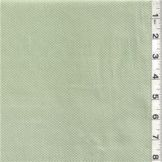 light green pique - $4.95