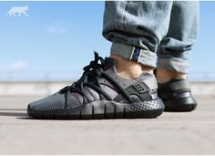 Nike Huarache NM (Dark Grey / Anthracite - Black)