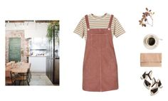 """""""weekend brunch"""" by hasalam ❤ liked on Polyvore featuring Chicnova Fashion, Topshop, PLANT, brunch, goingout, foodie and BrunchWithFriends"""