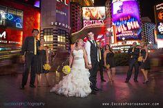 Las Vegas Wedding Photo Session - Monique & Stephen - Las Vegas Event and Wedding Photographer