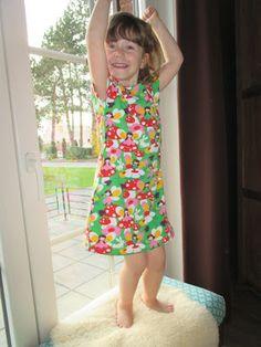 Mamadammeke: Very Simple Dress!
