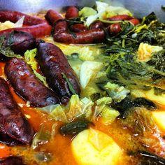 Domingos de invierno en Galicia = Cocido. ¿Mola o no mola?