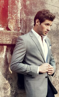 Nothing more attractive than a well dressed man..[unless he smell amazing too.. that's even more attractive lol]