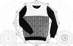 #Tendencias2016  Combinaciones de blanco y negro.  Encuéntralas en nuestra tienda ERRETRES en la Crr 9 # 61-60 local 1-01 Chapinero, Bogotá.  #Diseño #ERRETRES #ModaMasculina #Sacos #CompraColombiano #DiseñoIndependiente