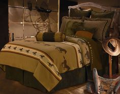 Ocala Horse Bedding Set