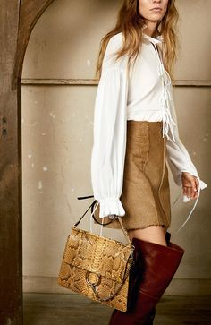 The Chloé Fall 2015 collection