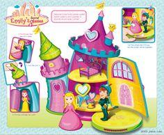 Toy design by Jieun Lee at Coroflot.com
