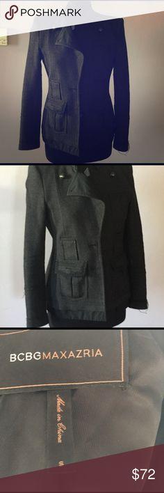 Military style Bcbg Maxazria jacket Military style Bcbg Maxazria jacket BCBGMaxAzria Jackets & Coats Blazers