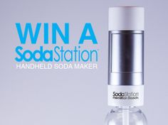 Win a SodaStation~!