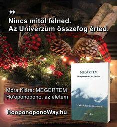 Az élet ott kezdődik, ahol a félelem véget ér. Lehet, hogy tartasz az ismeretlentől. Lehet, hogy érzel félelmet. Mégis, tedd meg! Nincs mitől félned. Az Univerzum összefog érted. 📕 Móra Klára: MEGÉRTEM. Ho'oponopono, az életem 🌐 HooponoponoWay.hu/megertem 💌 hawaii@hooponoponoway.hu Hawaii, Christmas Tree, Holiday Decor, Teal Christmas Tree, Xmas Trees, Christmas Trees, Hawaiian Islands, Xmas Tree