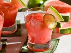Tom's Mellow Melon Margarita