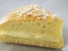 Receta: Anna Olson/ Torta brioche rellena de crema pastelera