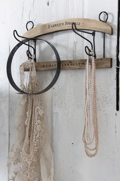 <3 Hooks & Hangers