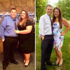 Here are photos of couples who have lost weight together and the results are impressive. You will shock after watching pictures of couples before and after weight loss. Before And After Weightloss, Weight Loss Before, Weight Loss Plans, Weight Loss Transformation, Weight Loss Journey, Dieta Atkins, Lose 15 Pounds, Weight Loss Inspiration, Thinspiration