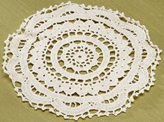 8IN CLOONEY HEART DOILIES-ECRU (12 pack) * Check out this great product.