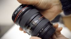 Canon 'L' lenses have a reputation for extremely high picture quality - but what about older designs? The Canon 'L' is clearly a great ultra wide. Canon L Lenses, Canon Ef, Ultra Wide Angle Lens, Full Frame Camera, High Pictures