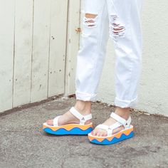 DIY Painted Flatforms with Silke Labson
