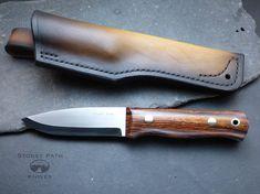 Bushcraft Knife/ Survival Knife/ Handmade/ by StoneyPathKnives