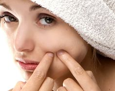 Tired of those nasty blemishes? Check out these simple tips to get clearer skin