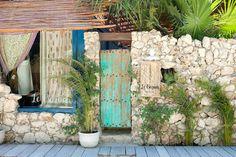 Le Bazaar boutique shop in Isla Holbox, Mexico