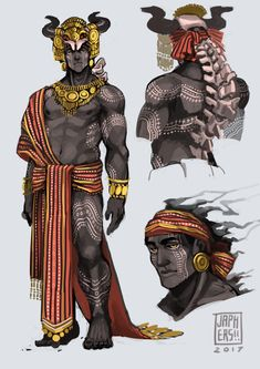 """japhers:"""" in one version of the many tales that exist from the various cultures that contribute to Philippine Mythology there was a love story between Sidapa, the death god, and Bulan, one of seven. Black Anime Characters, Dnd Characters, Fantasy Characters, Philippine Mythology, Philippine Art, Character Concept, Character Art, Concept Art, Filipino Art"""