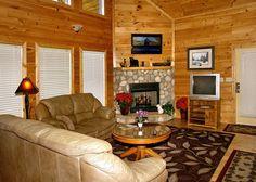 Redneck Ritz 724 | 7 Bedroom Cabins | Pigeon Forge Cabins | Gatlinburg Cabins