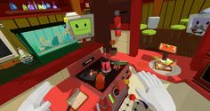 How Owlchemy Labs designed VR's funny hit Job Simulator by @deantak 440marketinggroup.com