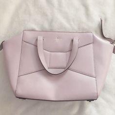 0f2e8380637 Genuine Kate Spade  Beau  Bag in Pink. Bag has been used I -. Depop