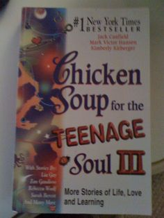 Chicken Soup for the Teenage Soul III in mhenni's Garage Sale in York , PA for $5.00. Paperback  Shipping only