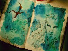 Smaug the Golden by Kinko-White.deviantart.com on @DeviantArt