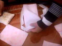 Como hacer fundas para biberones, chupetes,toallitas.... - YouTube