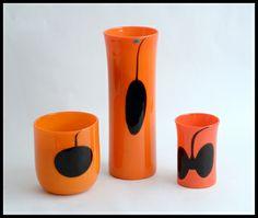 Heikki Orvola for Nuutajarvi Nottsjo Finland Finland, Scandinavian, Artisan, Shades, House Design, Ceramics, Glass, Vintage, Style