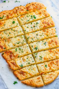 Four-Cheese Keto Breadsticks - - Soft delicious keto breadsticks that are super simple to make! - by Four-Cheese Keto Breadsticks - - Soft delicious keto breadsticks that are super simple to make! Low Carb Chicken Recipes, Healthy Low Carb Recipes, Keto Recipes, Cooking Recipes, Bread Recipes, Best Appetizer Recipes, Low Carb Appetizers, Best Appetizers, Low Carb Bread