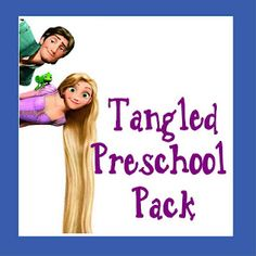 FREE downloadable Preschool Packs | from Living Life Intentionally